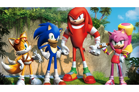Sonic Boom Game Reveal Trailer - IGN Video