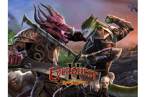 Pictures EverQuest EverQuest II: Rise of Kunark vdeo game