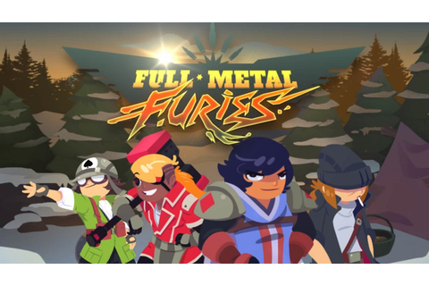 Full Metal Furies Review - Xbox Tavern