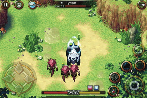 Zenonia 4 Android Cheats - GameRevolution