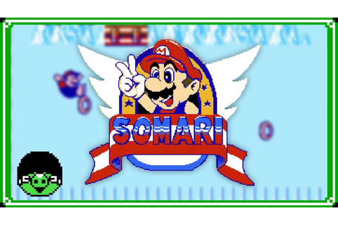 Somari - Pirated NES Game - YouTube