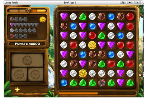 Jungle Jewels (Gameduell) 125.000 Highscore Tricks ...