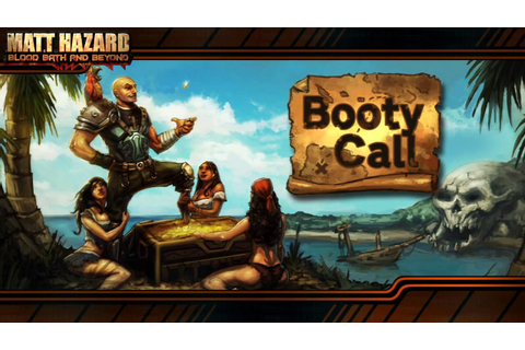 Matt Hazard: Blood Bath and Beyond (OST) - Booty Call ...