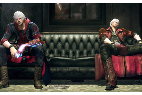 Devil May Cry, DmC: Devil May Cry, Video Games, Dante ...