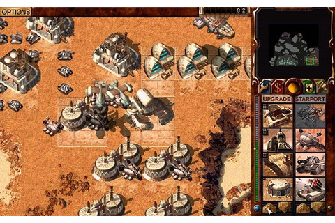 Dune 2000 GAME MOD Changed Dune v.1.02 - Free download ...