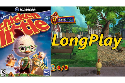 Chicken Little Game - Longplay Full Game Walkthrough (No ...