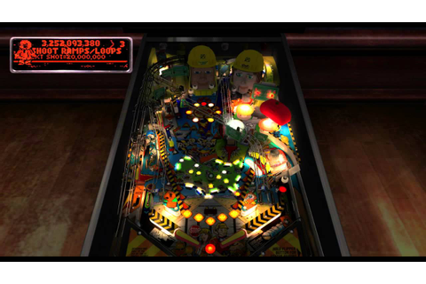 Pinball Arcade - RoadShow - YouTube