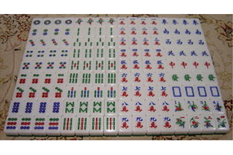 Mahjong Wikipedia The Free Encyclopedia | Party ...
