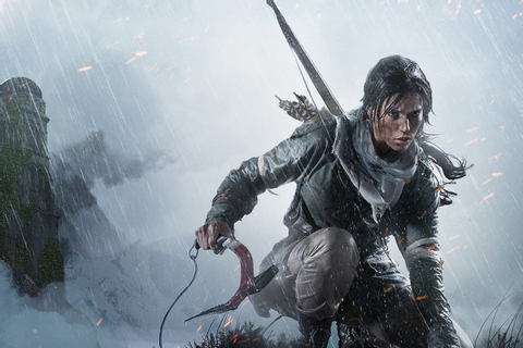 Rise of the Tomb Raider is Gorgeous in 4K - IGN Plays Live ...