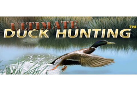 What They Call Games: Ultimate Duck Hunting (Wii) flies ...