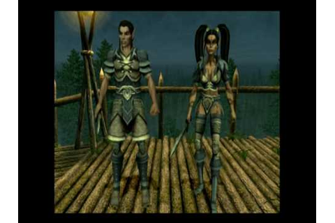 Champions of Norrath (PLAYSTATION 2) Played on A Ps3 A ...