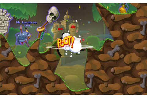 Download Worms Reloaded Full PC Game