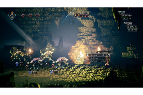 Square Enix embraces fan feedback from Octopath Traveler ...