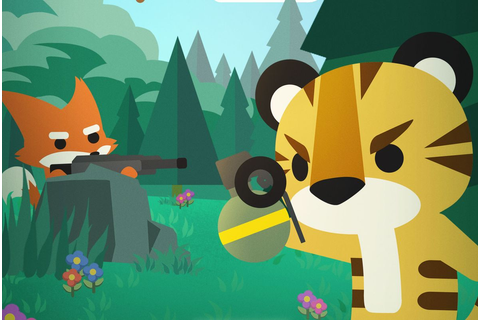 The cuddly yet violent Super Animal Royale is free to play ...