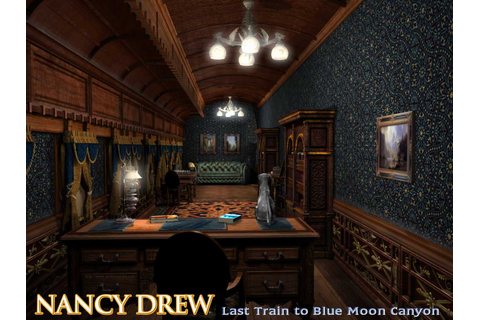 Buy Nancy Drew: Last Train to Blue Moon Canyon | HeR ...
