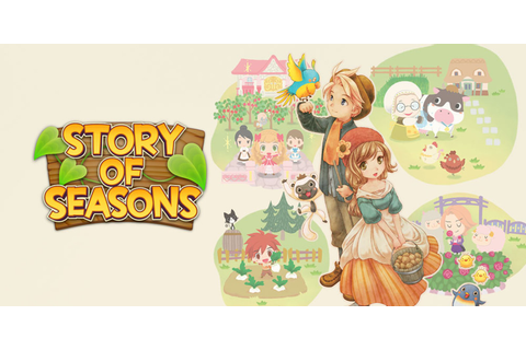 Story of Seasons | Nintendo 3DS | Games | Nintendo