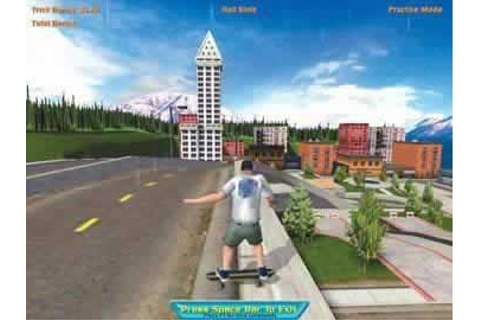 Skateboard Park Tycoon 2004 Back in the USA Game ...