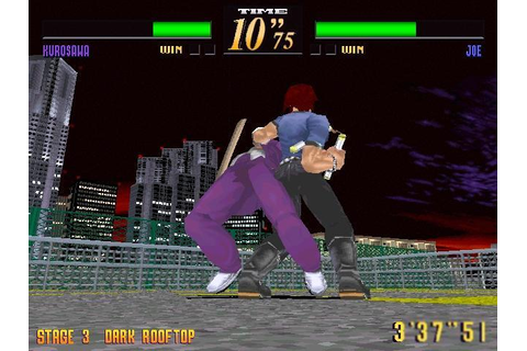 Last Bronx Download (1998 Arcade action Game)