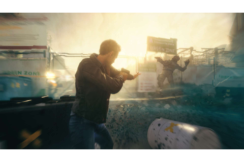 Remedy: We're Figuring Out What Quantum Break Issues Are ...