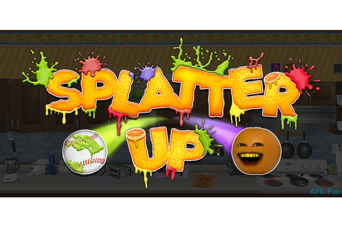 Annoying Orange: Splatter Up APK 1.8.1 - Free Arcade Game ...