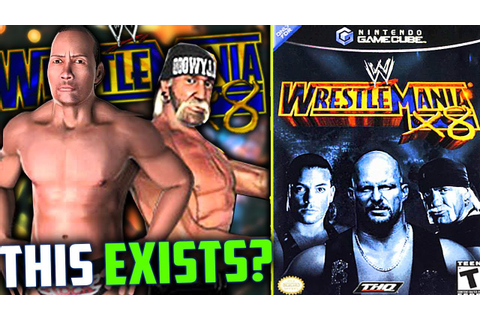 I'm SURE You Never KNEW About This WWE Game! | WWE ...