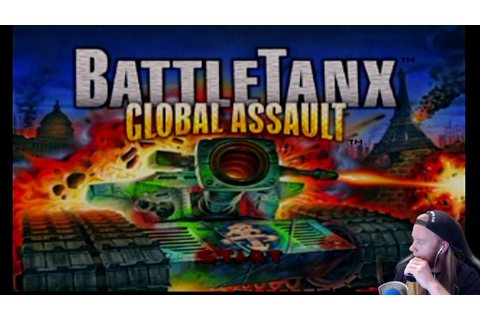 Battle Tanx: Global Assault (WGW) Come for the story ...