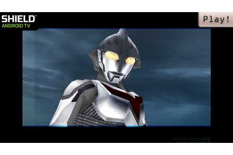 Play! PS2 Emulator for Android - Ultraman Nexus ingame ...
