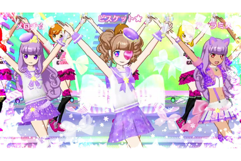 idol time pripara arcade ♪ Pretty Prism Paradise!!! - YouTube