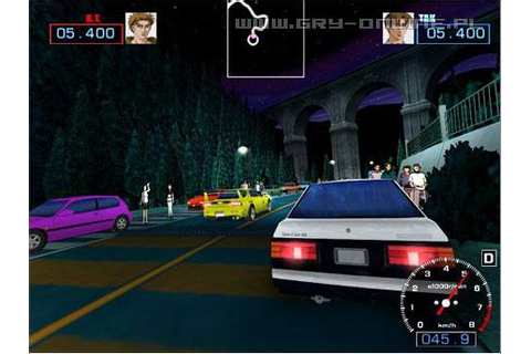 Initial D: Mountain Vengeance - screenshots gallery ...