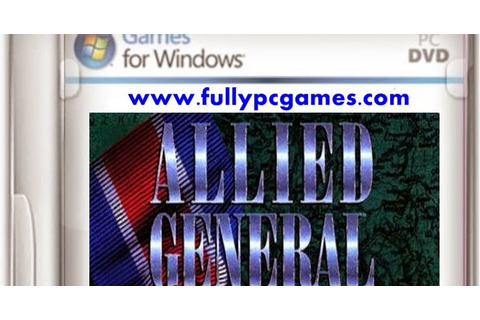 Allied General Game - Free Download Full Version For PC