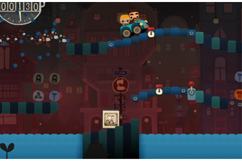 Bumpy Road iPhone game - free. Download ipa for iPad ...