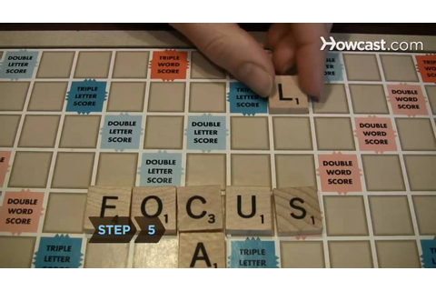 How to Play Scrabble - YouTube