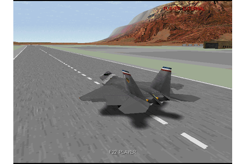 Download F-22 Lightning II - My Abandonware