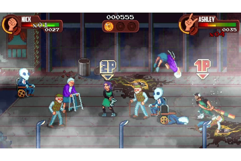 Game Review: 'Coffee Crisis' is a Fun Throwback (Switch ...