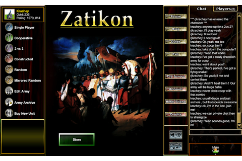 Army of Zatikon: Cards & Chess APK 1.004 - Free Board ...