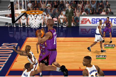 NBA Live 99 - Full Version Game Download - PcGameFreeTop