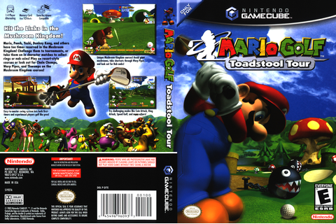 GFTE01 - Mario Golf: Toadstool Tour