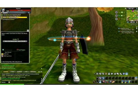 Free Online Multiplayer Pc Game: Asda 2 Evolution (MMORPG ...