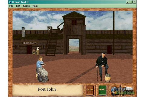 Download Oregon Trail II (Windows) - My Abandonware
