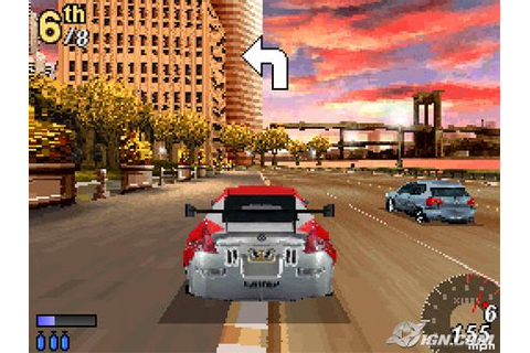 FASHION: Asphalt Urban gt2 PSP Racing Game Free Download ...