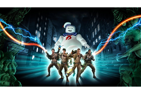 Ghostbusters: The Video Game Remastered - Ghostbusters ...