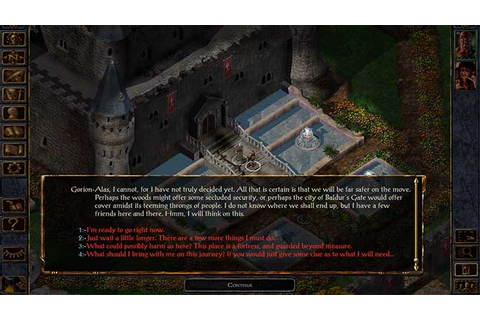 Baldur's Gate Enhanced Edition review - Android Authority