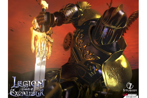 Legion: The Legend of Excalibur Screenshots, Pictures ...
