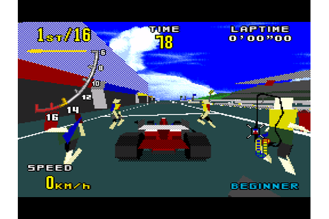 Virtua Racing Download Game | GameFabrique