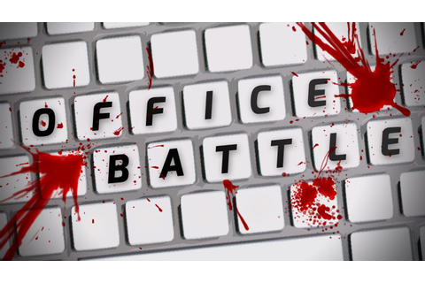 Office Battle Indie Game | BASHING YOUR COWORKERS ...