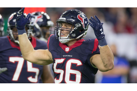 Texans' Brian Cushing suspended 10 games for PEDs positive ...