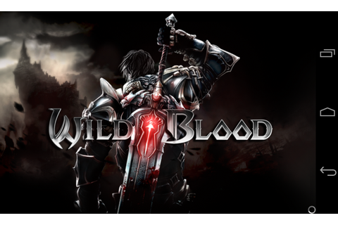 Wild Blood - visually mind-blowing action adventure ...