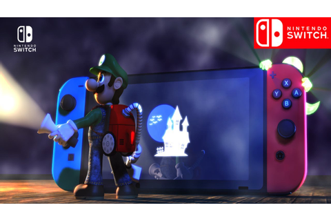 Luigi's Mansion 3 coming to Nintendo Switch soon ? - YouTube
