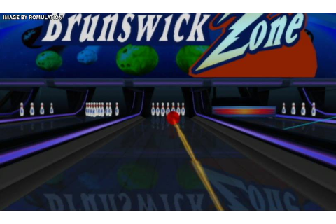Brunswick Zone - Cosmic Bowling (USA) Nintendo Wii ROM & ISO Download