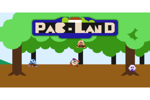 PAC-LAND | NES | Games | Nintendo